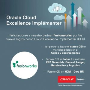 Fusionworks Becomes The First Multi Pillar Partner In